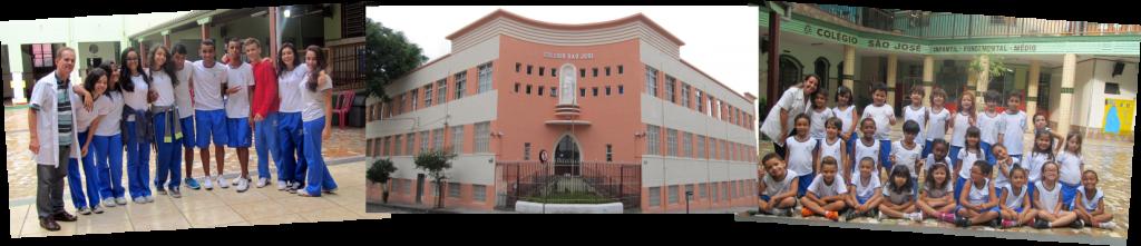 História do Colégio São José em BH