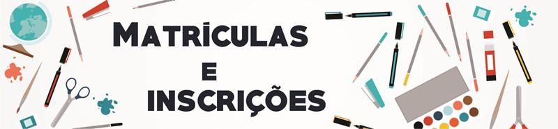 """Matrículas"