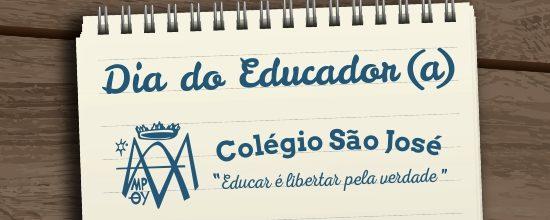 DESTACADAS DIA DOS EDUCADORES