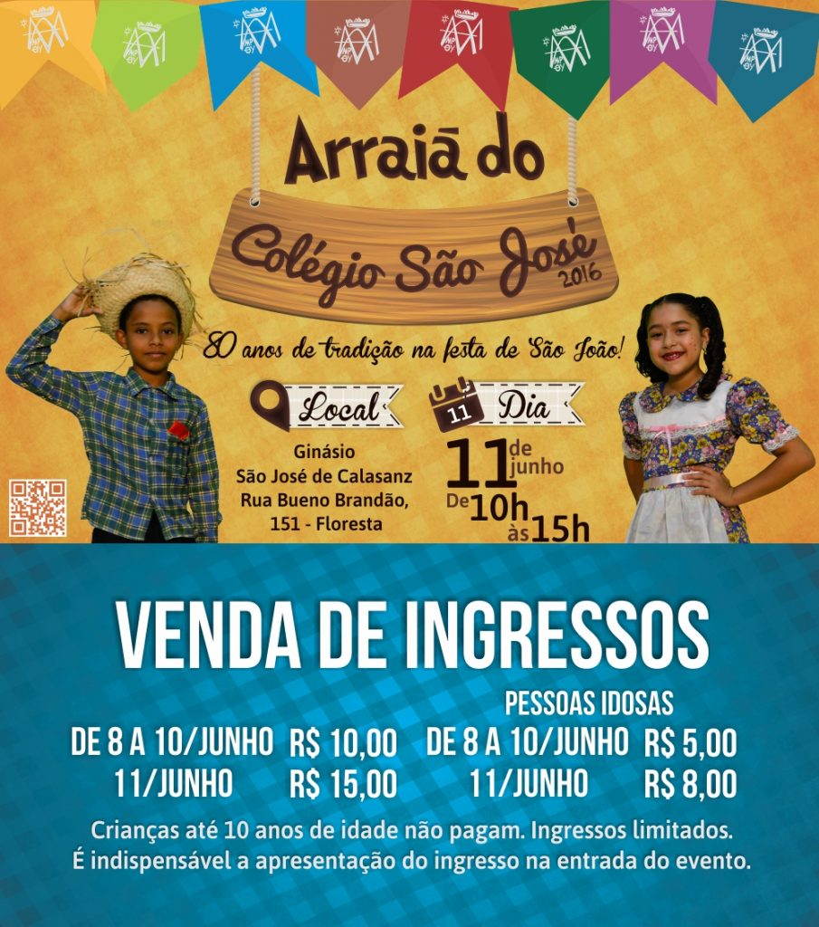 Festa Junina arraiá