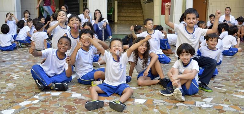 Semana das Crianças no CSJBH