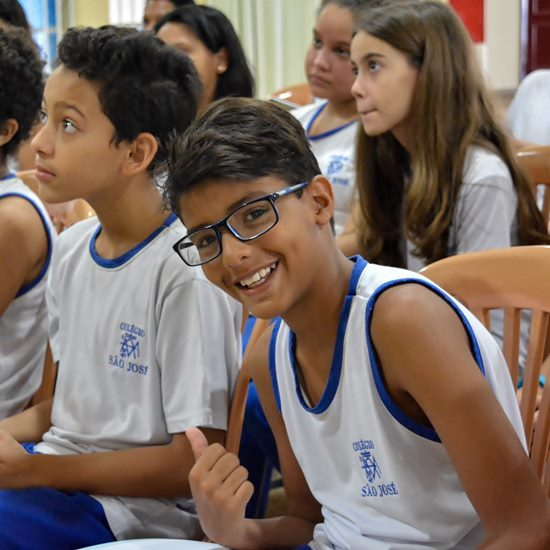 Ensino Fundamental I Colégio São José