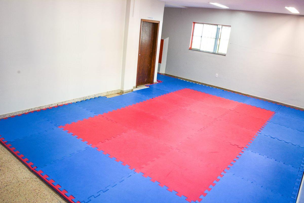 Sala de Taekwondo