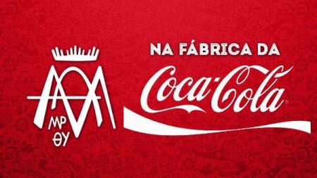 Visita Técnica à Fábrica da Coca Cola