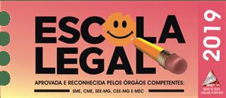 Selo Escola Legal 2019 Colégio São José