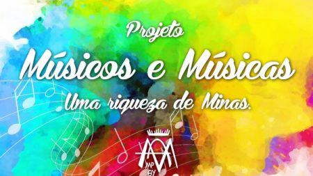 Projeto Músicos e Músicas