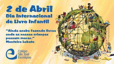 Dia Internacional do Livro Infantil – A importância da literatura infantil
